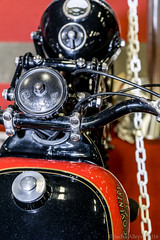 MCN Scottish Motorcycle Show 2016 - 1935 Coventry Eagle Super 8 (Sacha Alleyne) Tags: show classic vintage edinburgh motorbike moto motorcycle 2016 mcn motorcyclenews carolenash a6000 royalhighlandcentre sonya6000