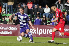 10580924-034 (rscanderlecht) Tags: sports sport foot football belgium soccer playoffs oostende roeselare ostend voetbal anderlecht playoff rsca mauves proleague rscanderlecht kvo schiervelde jupilerproleague