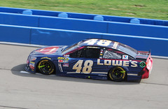 Jimmie Johnson (cjacobs53) Tags: auto california car club race speed fast nascar jacobs fontana rancho speedway cucamonga jacobsusa