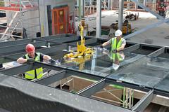 DSC_0523 (jamesutherland) Tags: glass skylight aluminium glazing curtainwall rooflight curtainwalling entrancedoors aluminiumwindiows