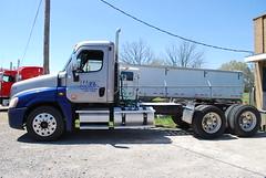 2008 Freightliner Cascadia Semi Truck Inspection - Forrest City, AR 005 (TDTSTL) Tags: truck inspection semi 2008 semitruck cascadia freightliner forrestcityar