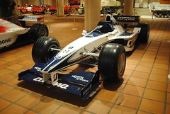Ralf Schumacher's 2000 Williams FW22 (zawtowers) Tags: history cars public private season one 1 2000 williams antique iii grand prince f1 racing monaco collection 1993 prix vehicles rainier ralf formula motor formula1 iconic schumacher voitures opened motoring anciennes fw22 fontvielle
