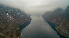 Knigssee (dronepicr) Tags: travel lake 3 germany de landscape geotagged bayern deutschland bavaria photography see berchtesgaden nationalpark reisen natur aerial national sight phantom landschaft parc aerialphotography luftbild nationalparc drone knigssee sehenswrdigkeit allgemein phantom3 dji drohne lnderstdte schnauamknigssee