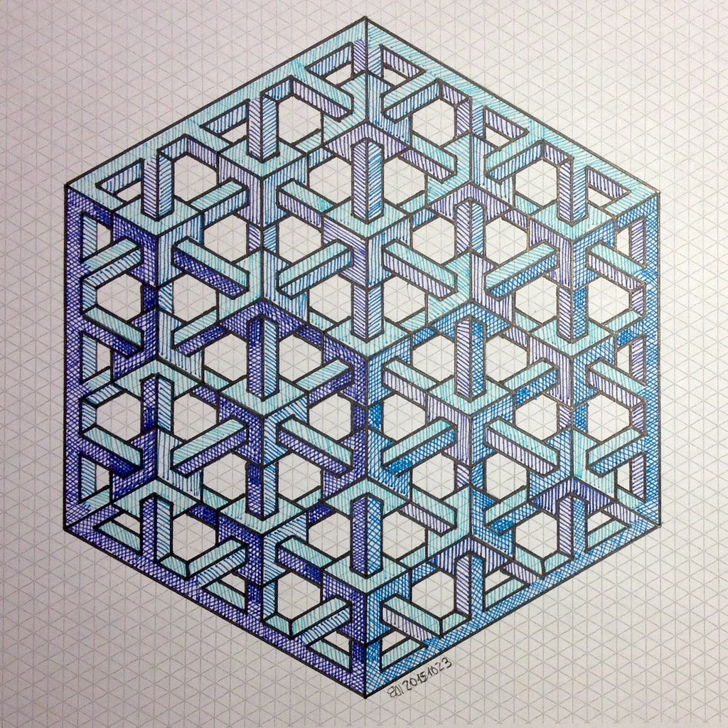 The World S Best Photos Of Isometric And Pattern Flickr