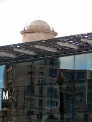 Tour marseillaise (hkoskas) Tags: windows marseille tour reflets marsiglia massilia mditranne marseillaise marseillais massalia mucem oldmarseille vieuxmarseille