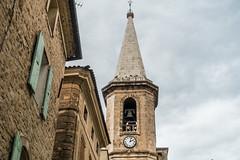 20160423 Provence, France 02559 (R H Kamen) Tags: france church architecture belltower clocktower saintdidier buildingexterior provencealpesctedazur rhkamen