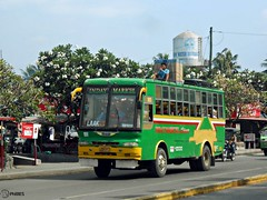 Inday Maricel Liner 1004 (Monkey D. Luffy ギア2(セカンド)) Tags: road city bus public del t photography photo coach nikon philippines transport vehicles valley transportation compostela coolpix vehicle society province davao coaches norte photograhy philippine isuzu enthusiasts laak tagum philbes