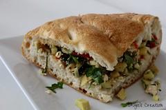 Fruit-Vegetable Kebap/ Obst-Gemse Dner (Ngoc's Creation) Tags: fruit bread dessert veggie dner turkish brot kebap vegetarisch vegeterian veggi weissbrot trkish