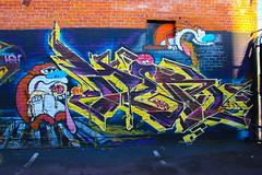 HERL (SPEAR1X) Tags: california ca street wall graffiti losangeles graf dia socal spraypaint ff krh herl