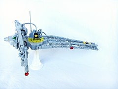 LL 205 - NCS  SD-InterRegioExpress (Chiefrocker9000) Tags: lego space moc ncs legospace legomoc neoclassicspace