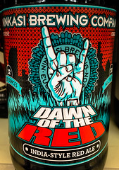 Ninkasi Brewing - Dawn of the Red India Style Red Ale - Eugene OR (mbell1975) Tags: red india beer brewing dawn virginia us unitedstates or cerveza ale style eugene american bier cerveja fairfax birra bire piwo biere pivo bira l ninkasi