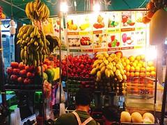 น้ำผลไม้ปั่น🍉🍓🍊🍌 ก่อนนอน...เพื่อสุขภาพที่ดี !!! #กินผลไม้  #ยังไงก็ผอม