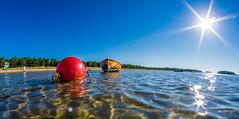 IMGP1870 copy (Tapio Kekkonen) Tags: summer moon beach sunrise sailing hanko subset bech finlad
