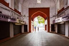 Empty Market Place!! (ericschaffer52) Tags: india delhi redfort 2016 meenabazaar