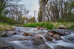 Spring Stream (ramendan) Tags: rocks stream long exposure smooth