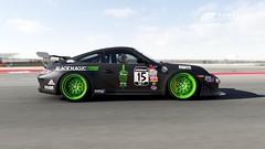 Porsche GT3 (Doggies Garage) Tags: race racing porsche gt3 pirelli pirelliworldchallenge doggiesgarage xboxone forzamotorsport6 hawthornegardening