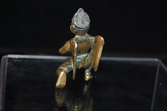 Garuda Hindu God ~ back view (TREASURES OF WISDOM) Tags: whatisthis love look statue mystery bronze wow wonderful temple nice nikon worship shrine view god spirit quality yes buddhist magic faith prayer like buddhism visit exhibition collection sacred offering unknown ritual longevity unusual vibes spirituality spiritual hindu artifact healing hinduism brilliant puja shamanic mystic garuda votive pagan artefact unseen namaste asianart mythical hunduism intresting mortyhindu