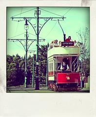 tram (Leo Reynolds) Tags: polaroid fake tram faux phoney fakepolaroid fauxpolaroid poladroid phoneypolaroid xleol30x xxx2015xxx
