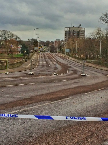 Eden Bridge Closed !!!!