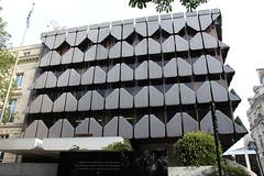 Paris - Ambassade d'Afrique du Sud
