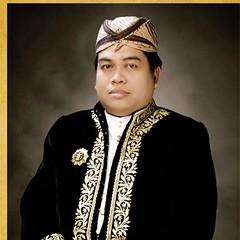 Cirebon, keraton Kacirebonan - Pangeran Cirebon Kacirebonan (Sultans and Raja's in Indonesia) Tags: cirebon keraton kacirebonan