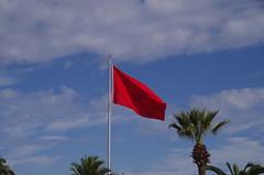 imgp2642 (Mr. Pi) Tags: flag morocco rabat