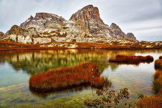 Weiher in Südtirol