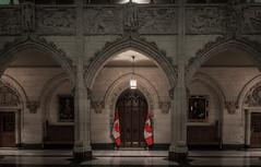 Door to The House : January 17, 2016 (jpeltzer) Tags: parliament parliamenthill centreblock