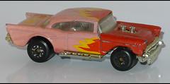 57' Chevy (2897) MX L1090839 (baffalie) Tags: auto car miniature voiture coche jouet diecast tous jeux rtro