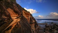 North Curl Curl Rock Pool (FPL_2015) Tags: ocean sunset seascape water landscape rocks sydney australia rockpool northernbeaches northcurlcurl leefilter canon6d gnd09 canon1635f4lis