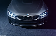 BMW F82 M4 for Mode Carbon (Richard.Le) Tags: california light usa angel night germany photography photo cool eyes long exposure sony gray automotive center le german commercial richard bmw mineral sacramento carbon fiber mode tone m4 b1 gunmetal profoto f82