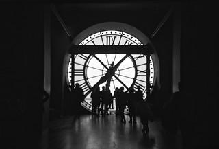 Clock - Zeiss Ikon Nettar