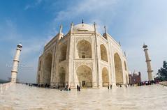Taj Mahal (naimatrawan) Tags: india building love architecture wonder landscape taj mahal agra gift seven empire incredible shah jahan mumtaz rawan hindustan naimat 7wonder mughul
