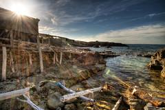 Es Calo (Jordi Casanovas Pmies) Tags: sea island mar wideangle formentera hdr calo 1635 balears nikond800 jordicasanovas