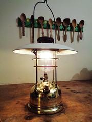 Tilley X246 (1950-54) (fishfish_01) Tags: lamp lantern tilley tilleylamp pressurelamp