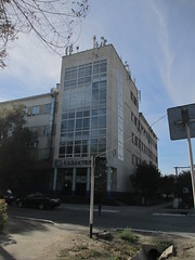 Kazakhtelecom office (bibitalin) Tags: kazakhstan kz aktobe казахстан aktyubinsk aqtobe казакстан ақтөбе актюбинск актобе aktubinsk aktiubinsk актюбе
