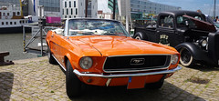 - Madagascar Orange - (Jac Hardyy) Tags: auto old orange eye classic cars ford sports colors beautiful car emblem roc design rainbow antique label convertible exotic designs oldtimer 1968 autos mustang catcher limited edition cabrio madagascar luxury luxus sportscar ragtop eyecatcher sportwagen