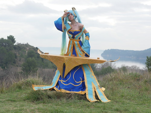 Shooting Sona - League of Legends - Miramas Le Vieux - 2015-12-27- P1260512