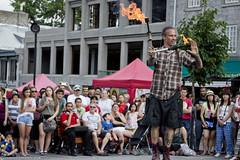 DSC_0927 as Smart Object-1 (Samuel Ladouceur) Tags: canada quebec montreal tourist foule feu jongleur touriste amuseursderue
