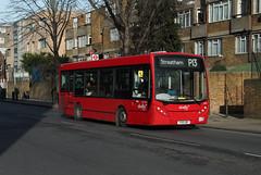 Route P13, Abellio London, 8324, YX10EBF (Jack Marian) Tags: bus london buses alexander e200 peckham enviro newcrossgate alexanderdennis enviro200 streathamstation 8324 alexanderdennisenviro200dart abelliolondon yx10ebf routep13