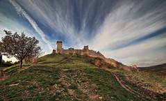 Rocca Assisi (MarkCap78) Tags: sky italy castle canon italia basilica assisi umbria 6d sanfrancesco