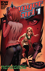 Danger Girl: Renegade 1 (FranMoff) Tags: cobra snake comicbooks campbell renegade dangergirl jscottcampbell abbeychase