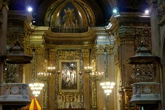 P1240894-P40 (everbruin) Tags: barcelona church architecture spain interior baslica merc