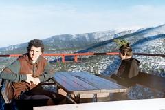 Negative0-05-28A(1) (mariaaa.filipova) Tags: winter mountain holiday snow ski color film analog kodak bulgaria rila 200 zenit ttl february borovets 2016