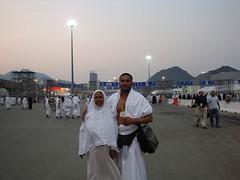 Hajj @ Mina with Ma