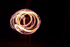 Set me on fire (Elsa Slattegard) Tags: fire artist poi firetwirling