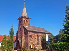 Kath. Kirche Butterstadt.JPG (strallermann) Tags: katholischekirche sakrales butterstadt