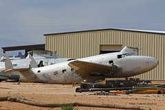 Lockheed R5O-5 Lodestar ~ N15A (Aero.passion DBC-1) Tags: museum plane tucson aircraft aviation muse pima preserved lockheed ~ avion airmuseum airspacemuseum lodestar n15a aeropassion musedelair dbc1 prserv