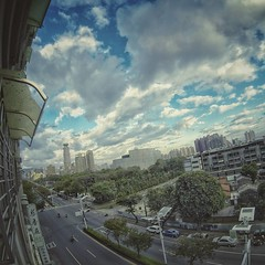 #Kaohsiung #Taiwan #gopro (Snowman Peng) Tags: square squareformat reyes iphoneography instagramapp uploaded:by=instagram