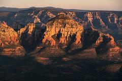1602 Bear Mountain Sunset 02 (c.miles) Tags: sunset sedona bearmountain bearmountaintrail